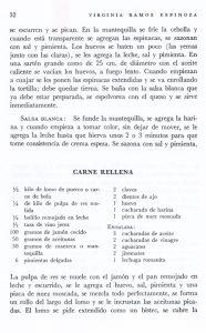 """Libro """"Un menú para cada día del mes"""" Virginia Ramos, libro de Editorial Diana, México, 1993 Biblioteca Fototeca Lorenzo Becerril A.C."""