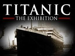 """""""Titanic The Exhibition"""", exposición creada y gestada por Musealia. Imagen de la WEB."""