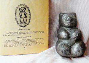 "Jaletina del oso, libro ""Pasteles y jaletinas para niños"". Biblioteca Fototeca Lorenzo Becerril A.C"