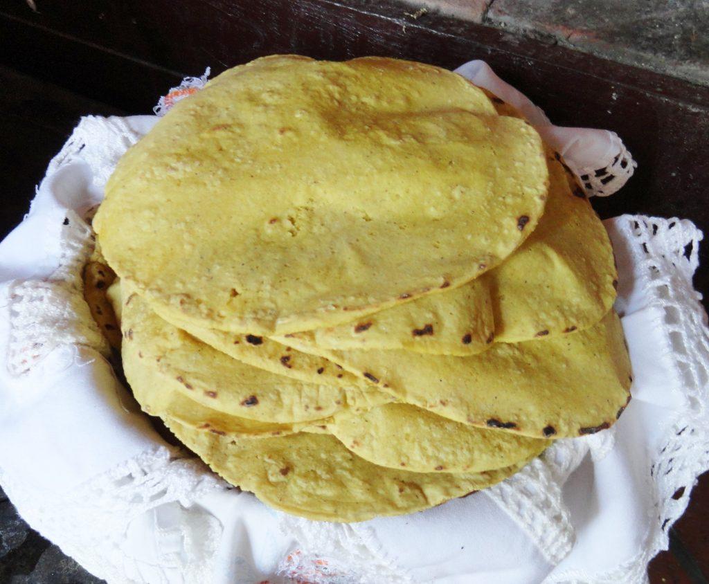 Tortillas. Fotógrafa Lilia Martínez