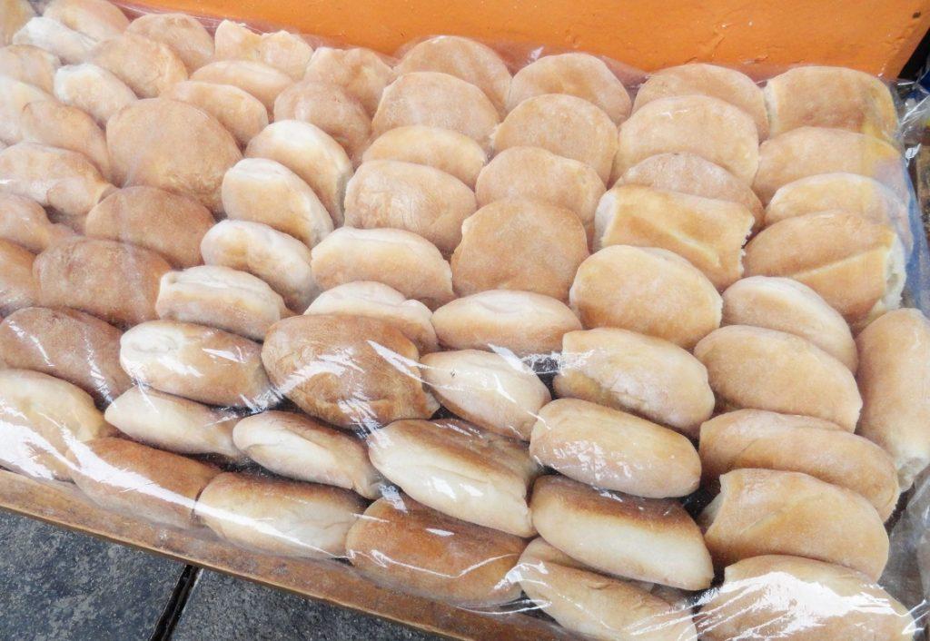 Tortas. Fotografía de Lilia Martínez.