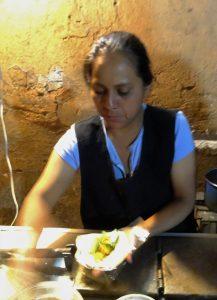 Molotes en El Carmen, 2016. Fotógrafa Lilia Martínez